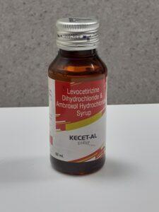 Kecet-AL Syrup