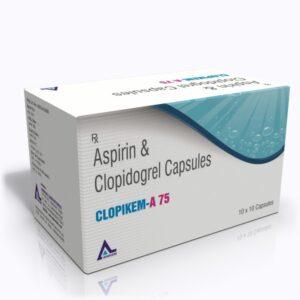 CLOPIKEM-A 75 3D